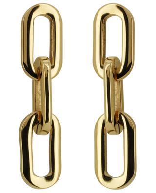 Maelys golden stud earrings THEGOLDLOVESHOP