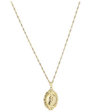 La Madone golden chain with charm THEGOLDLOVESHOP