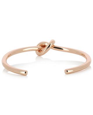 Nouée pink golden bangle THEGOLDLOVESHOP