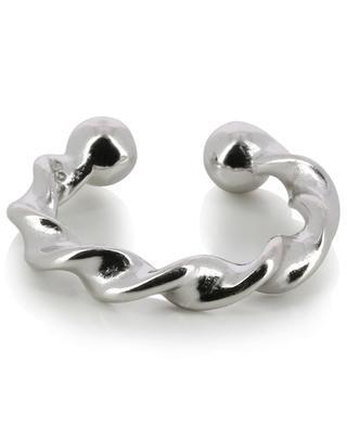 Torsade silver cartilage earring THEGOLDLOVESHOP