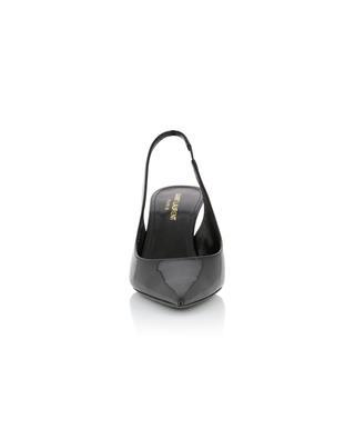 Slingback-Pumps aus Lackleder Lexi SAINT LAURENT PARIS