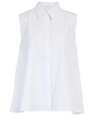 Ärmelloses Hemd aus Baumwolle Akemi HANA SAN