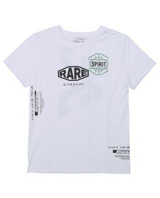 T-shirt en jersey Rare Givenchy Studio Junior GIVENCHY