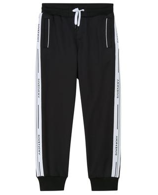 Technical jersey tracksuit with logo bands GIVENCHY