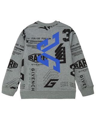 Spirit Rare crewneck sweatshirt GIVENCHY