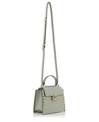 Rockstud small grained leather handbag VALENTINO
