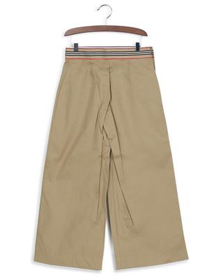 Tracey tailored trousers with decorative buttons BURBERRY