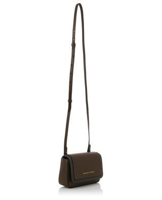 Wandelbare Tasche aus texturiertem Leder mit Monile-Schmuck BRUNELLO CUCINELLI