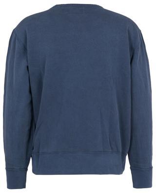 Rundhalssweatshirt aus geflammtem Jersey mit Stickerei Pony M Classics POLO RALPH LAUREN