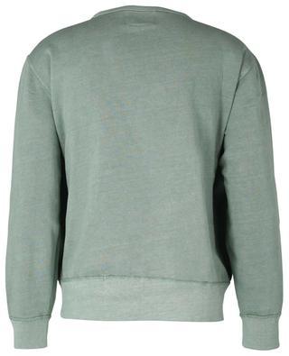 Sweat-shirt à col rond en molleton flammé brodé Pony M Classics POLO RALPH LAUREN