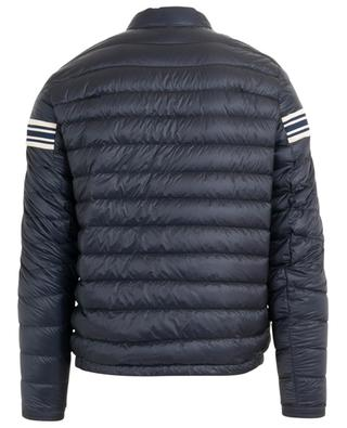 Renald lightweight down jacket with knit logo detail MONCLER