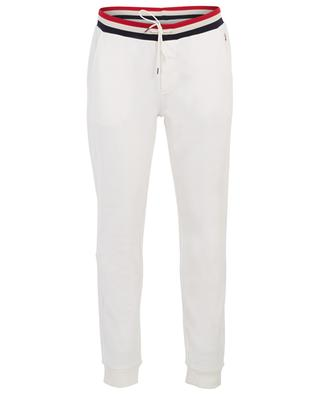 Track trousers with tricolour waistband MONCLER
