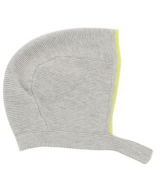 Babymütze aus Baumwolle und Kaschmir Minus BONTON