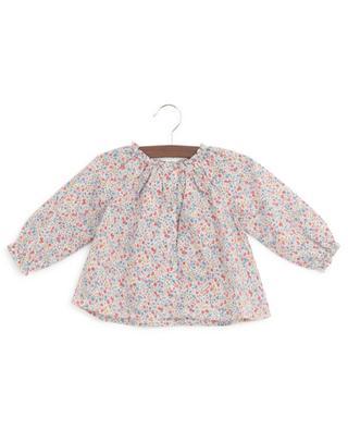 Bluse aus geblümter Baumwolle Reina BONTON