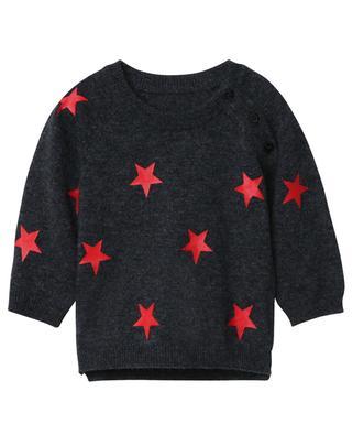 Babypullover mit Sternenprint ZADIG & VOLTAIRE