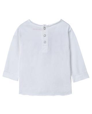 Langarm-T-Shirt mit Sternenprint Rock Boxo ZADIG & VOLTAIRE