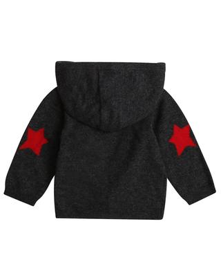Zippered hooded cardigan ZADIG & VOLTAIRE