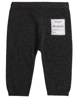 Baby knit trousers ZADIG & VOLTAIRE
