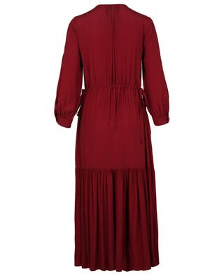 Arena long tiered flounced dress WEEKEND MAXMARA