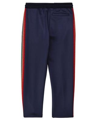 Tracksuit with glittering rainbow stripes ZADIG & VOLTAIRE