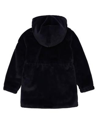 Veste à capuche en fourrure synthétique ZADIG & VOLTAIRE
