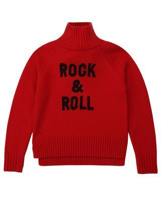 Pullover mit Schornsteinkragen Rock & Roll ZADIG & VOLTAIRE