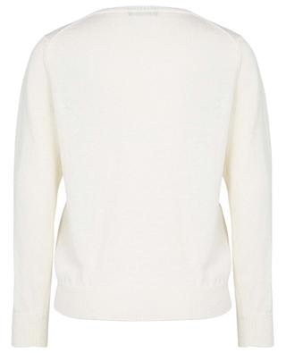 Canarie linen round neck jumper WEEKEND MAXMARA
