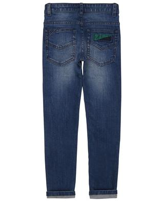 Slim-Fit-Jeans mit Logostickerei ZADIG & VOLTAIRE