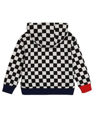 Kapuzensweatshirt mit Schachbrettmuster THE MARC JACOBS