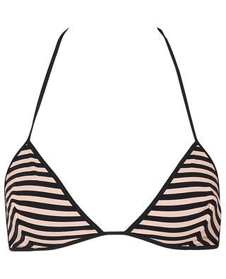 Stresa reversible triangle bikini top TOOSHIE
