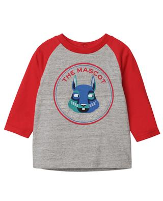 The Mascot printed long-sleeved T-shirt THE MARC JACOBS