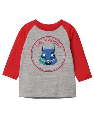 T-shirt imprimé à manches longues The Mascot THE MARC JACOBS