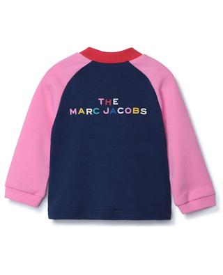 The Mascot bicolour button-down sweat jacket THE MARC JACOBS