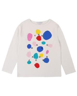 Long-sleeved T-shirt with dots of colour THE MARC JACOBS