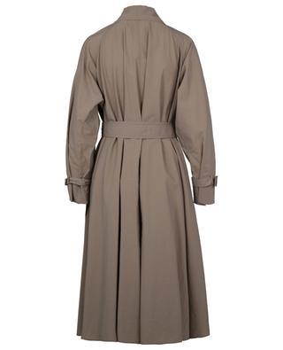 Falster cotton blend poplin trench coat MAX MARA