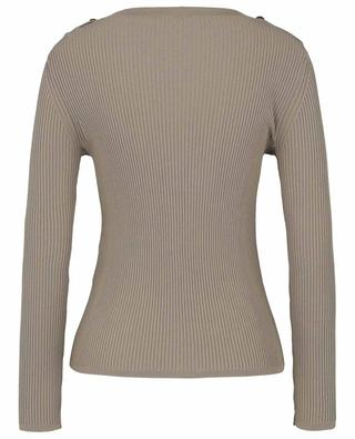 Odino boat collar sheath jumper MAX MARA