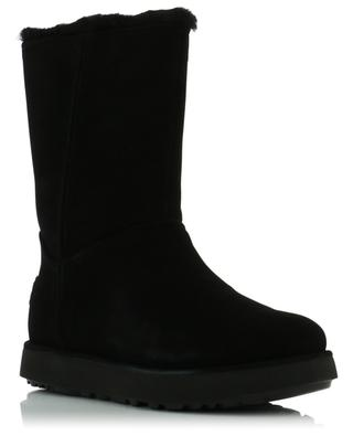 Classic Short BLVD suede ankle boots UGG