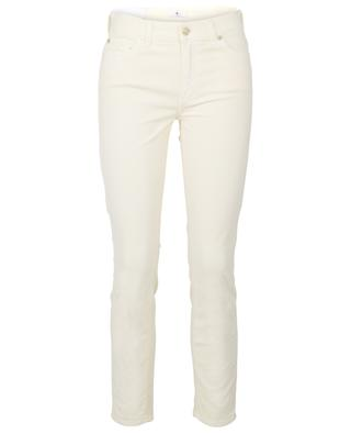 Roxanne Ankle slim fit corduroy jeans 7 FOR ALL MANKIND