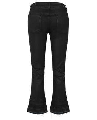 Cropped Boot Unrolled Coated Slim Illusion flared jeans 7 FOR ALL MANKIND