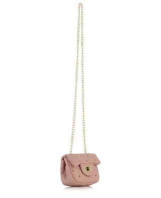 Mini sac matelassé en PVC MONNALISA