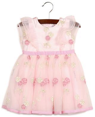 Besticktes Babykleid aus Tüll Baloon MONNALISA
