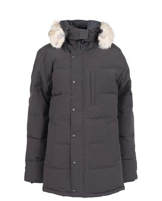 Shelburne slim fit Arctic Tech fabric parka CANADA GOOSE