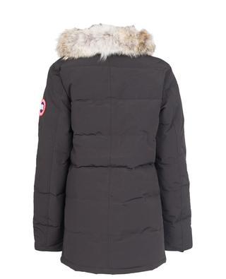 Shelburne slim fit Arctic Tech fabric parka CANADA GOOSE