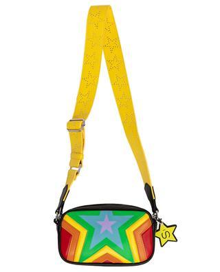 Sac porté épaule en cuir synthétique multicolore matelassé Stella Star STELLA MCCARTNEY KIDS