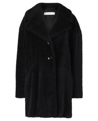 Affix faux fur coat IBLUES