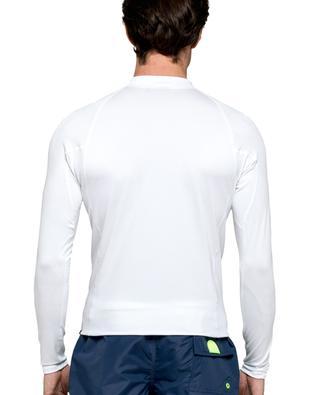 Rashguard-T-Shirt mit Rundhalsausschnitt UPF50 SUNDEK