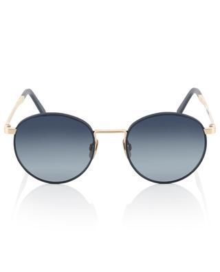 Zweifarbige runde Sonnenbrille The Navigator VIU