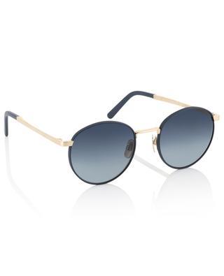 The Navigator round bicolour sunglasses VIU