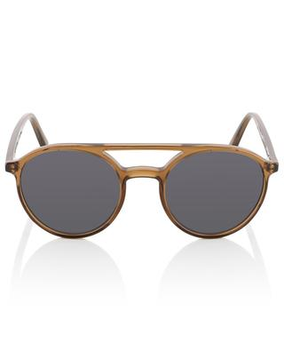 Lunette de soleil rond esprit aviateur The Independent VIU