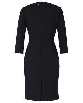Jersey sheath dress with three-quarter sleeves LORENA ANTONIAZZI
